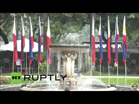 LIVE: Inauguration of the new President of the Philippines, Rodrigo Duterte