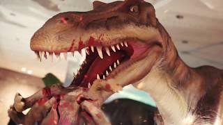 Dinosaurs Tour a Mataró