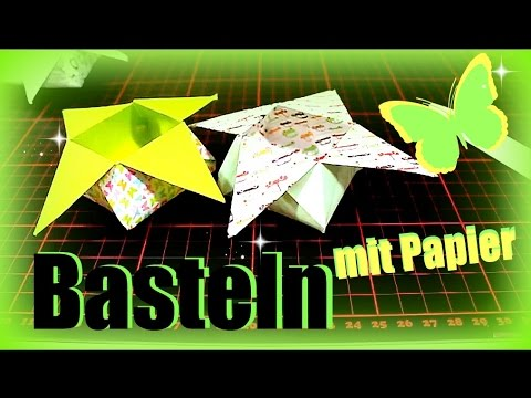 basteln mit papier origami video deutsch 9999 dinge diy basteln trends youtube. Black Bedroom Furniture Sets. Home Design Ideas