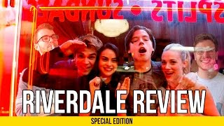 riverdale episode 1 review and reaction is it original or faithful to the source