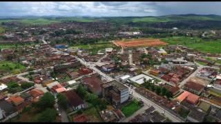 Imagens aéreas cidade de Escada - PE