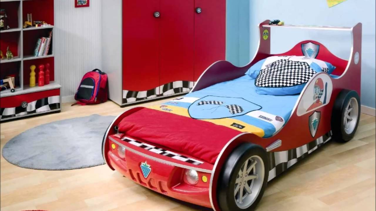 Car beds for kids - Sport And Race Car Beds For Kids Bedroom Design