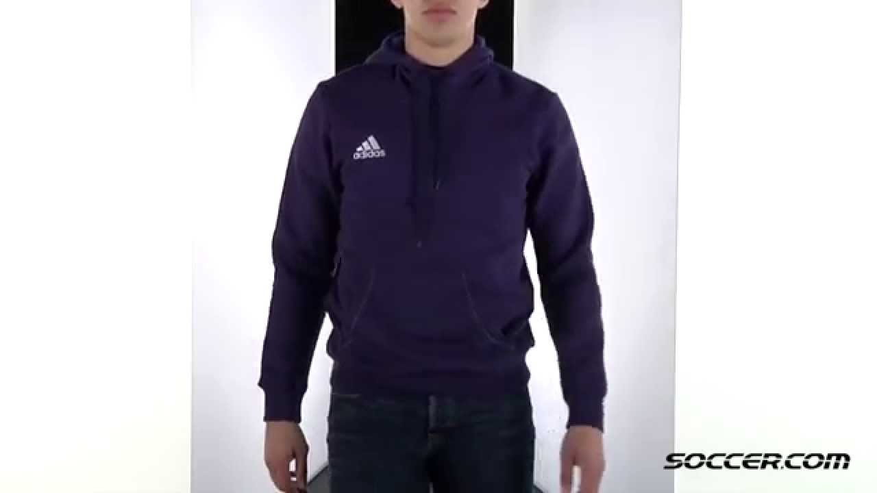 e37b42603 adidas Core 15 Hoody 70688 - YouTube