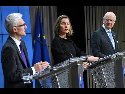 مؤتمر بروكسل جمع أكثر من 4 مليارات دولار لدعم سوريا | ستديو الآن  - نشر قبل 10 ساعة