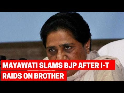 5W1H: BSP chief Mayawati attacks BJP over IT raids on brother
