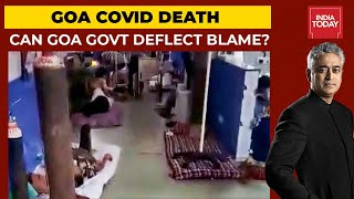 Oxygen Crisis In Goa: Government Wakes Up After Opposition Attack | India Today Special Debate