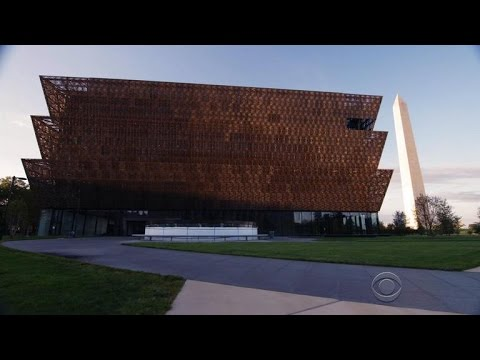 Washington rolls out welcome mat for African-American museum