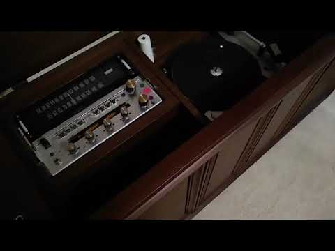 Restoration Of The 1967 Fisher Stereo Console