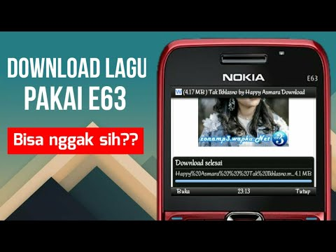 Symbian Os Nokia E63 | Internetan & Browsing E63 || How To Connect To The Internet Using Nokia E63