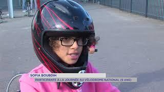 Secours Populaire : journée découverte au Vélodrome de SQY