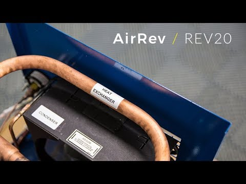 Unboxing AirRev REV20 Compressed Air Dryer