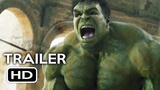 Avengers Age of Ultron Blu-ray Trailer (2015) Marvel Superhero Movie HD