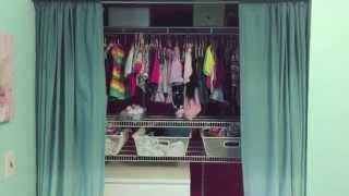 How To Organize Your Kid's Closet On A Budget