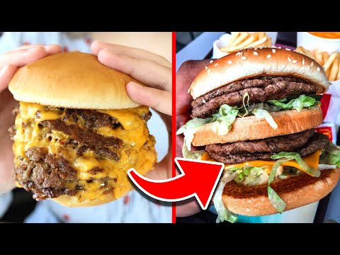 Top 10 BEST Burger Chains In America