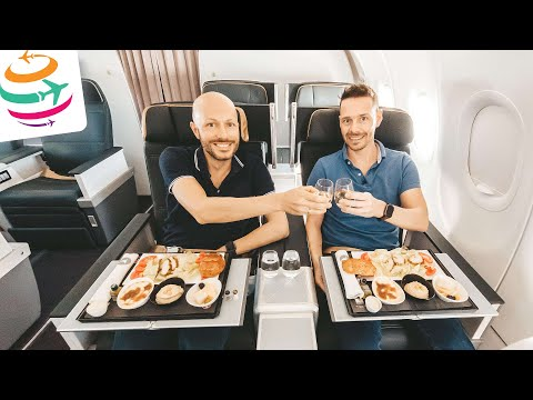 BRANDNEU! Turkish Airlines A321neo Business Class nach Hannover | YourTravel.TV