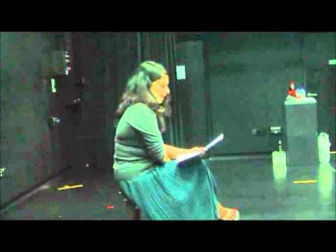 A Poem to Alan Davies - Pooja Nansi