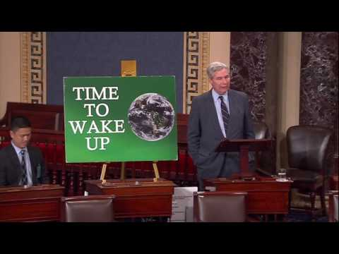 Time to Wake Up: President-elect Trump and Climate Change