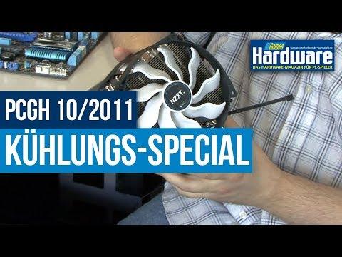 Mainboard Und CPU-Kühlung Optimieren | Kühlungs-Special | PCGH DVD-Video 09-2011