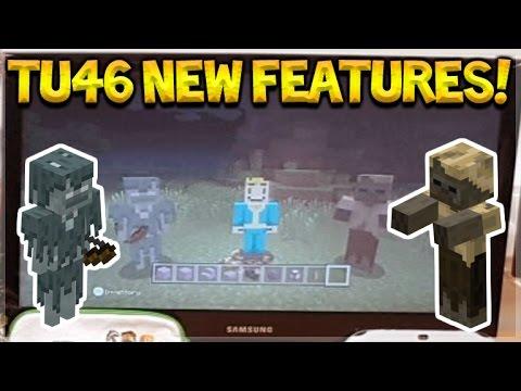 Minecraft Xbox 360/PS3 - NEW TU46 Screenshot! - Husk & Stray!