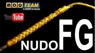 el nudo de mayor resistencia para fluorocarbono y trenzado fg knot
