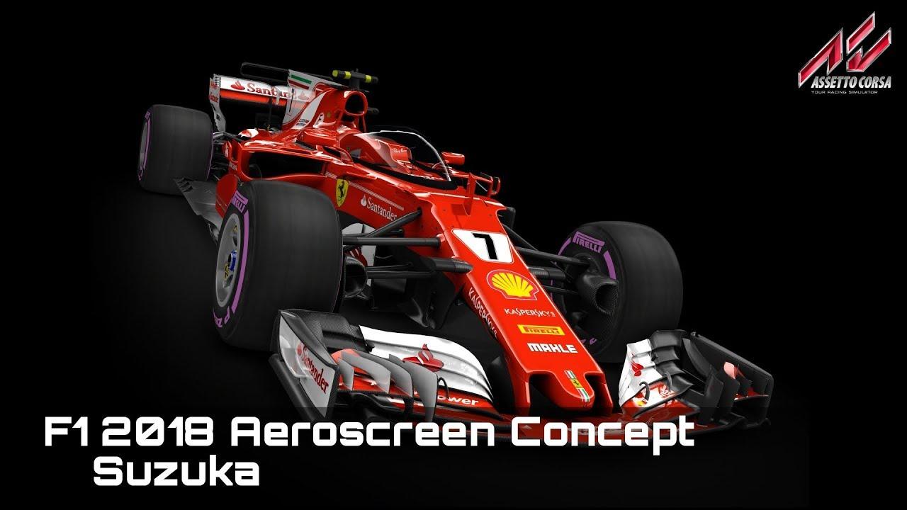 F1 Aeroscreen - Free Photo and Wallpaper