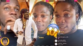 Masicka DISS Up Aidonia And Some Artiste WICKED!