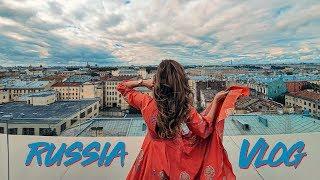 RUSSIA VLOG | MOSCOW | SAINT PETERSBERG | AAKRITI RANA