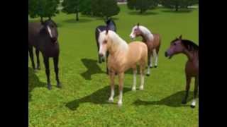 ~ Sims 3 ~ Spirit Stallion of the Cimarron ~ Part 1