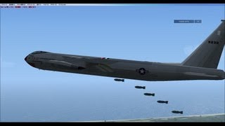 FSX XB-52 Weapon for FSX