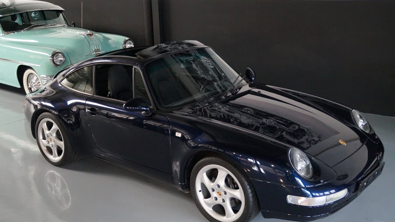 1996 porsche 911 993 targa only 42000 km youtube. Black Bedroom Furniture Sets. Home Design Ideas