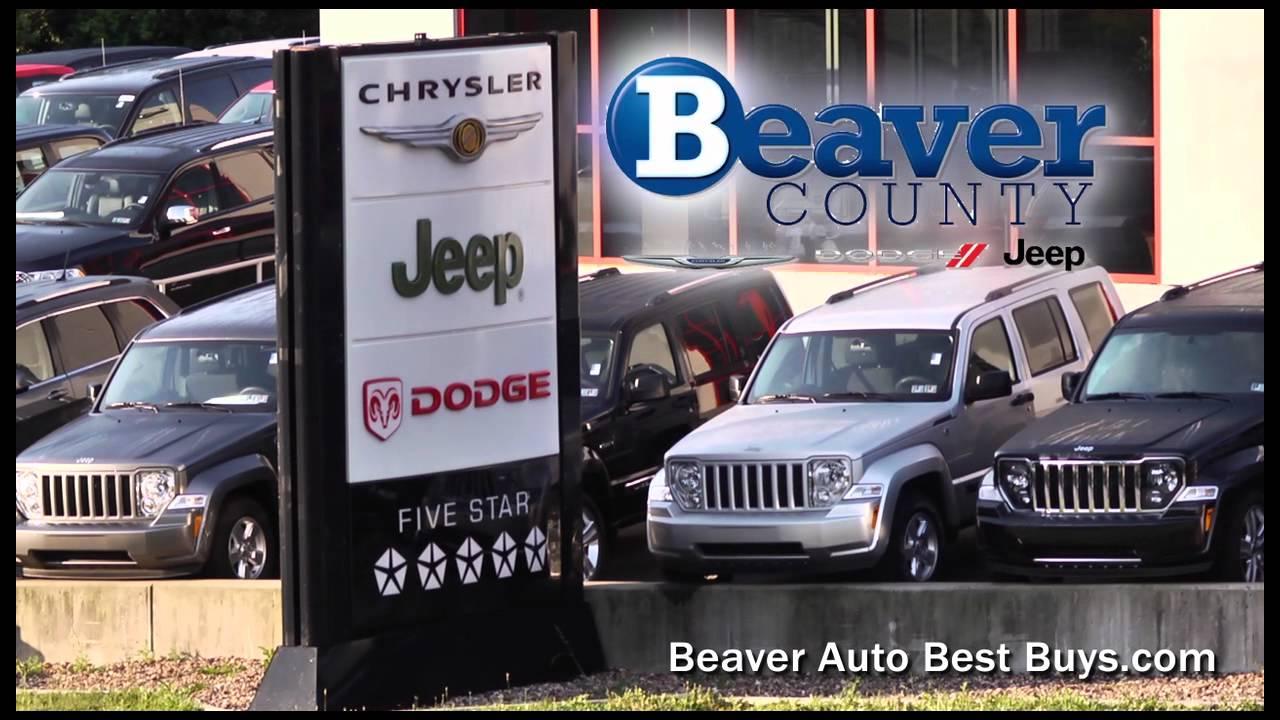 Beaver County Jeep Chrysler Dodge