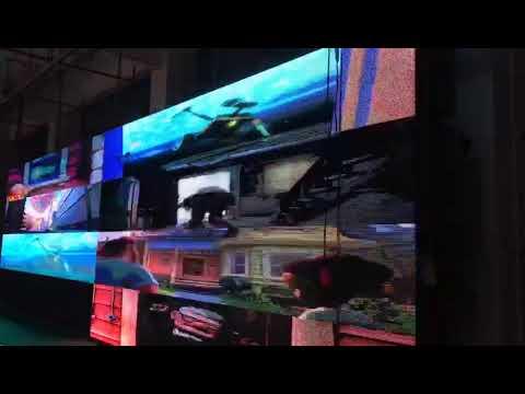 Indoor Outdoor LED Screen Display Video Screen Wall
