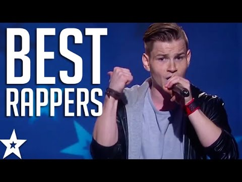 TOP 5 BEST RAPPERS on Got Talent From Across The World!  Got Talent Global