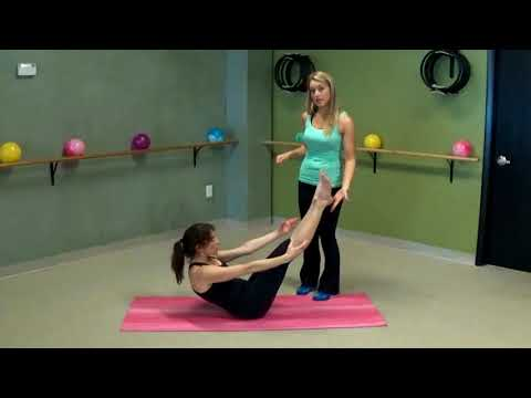 60 min Advanced Pilates Mat