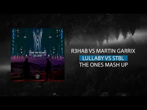 R3HAB X MIKE WILLIAMS VS MARTIN GARRIX & DUA LIPA - SCARED TO BE A LONELY LULLABY (THE ONES MASH UP)