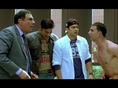 Boman Irani gives the wrong suggestion  Kambakkht Ishq