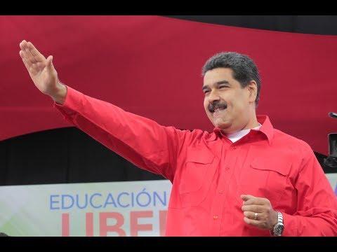Encuentro completo de Nicolás Maduro con Maestras y Maestros en el Poliedro
