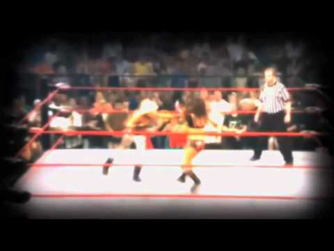 Memories of Angelina Love in TNA