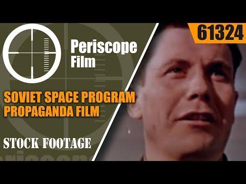 "SOVIET SPACE PROGRAM PROPAGANDA FILM VOSTOK 3 & 4  ""STAR BROTHERS"" PART 1  61324"