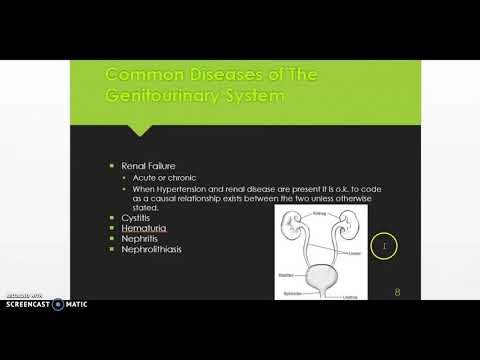 ICD-10-CM Digestive And Genitourinary Coding