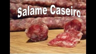 Salame caseiro - SuperSogra
