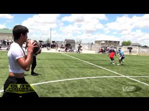 Nathan Munguia [2022 WR] Lyford Jr. High
