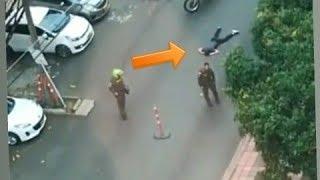 Video de BALACERA donde FABIO LEGARDA ES HERIDO Y MUERE