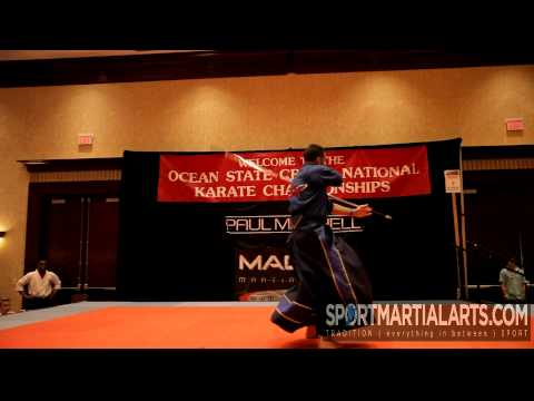 Ross Levine - Creative Weapons - Ocean State Grand Nationals 2013