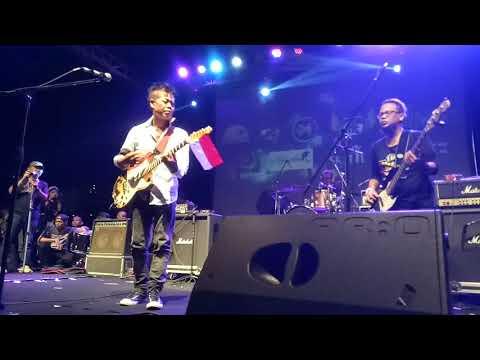 Tony Q Rastafara - Rambut gimbal (Jakarta reggae movement 2017)