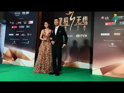 2017星和无线电视大奖 红地毯 StarHub TVB Awards Red Carpet | StarHub TV