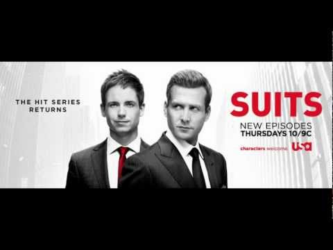 SUITS Theme Song -  Ima Robot by Greenback Boogie