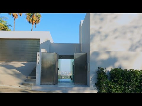 Beverly Hills Modern Home For Sale