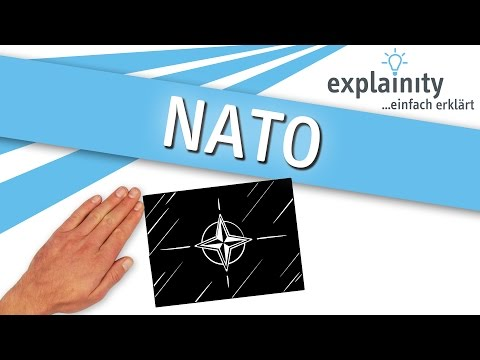 Download Youtube: NATO einfach erklärt (explainity® Erklärvideo)