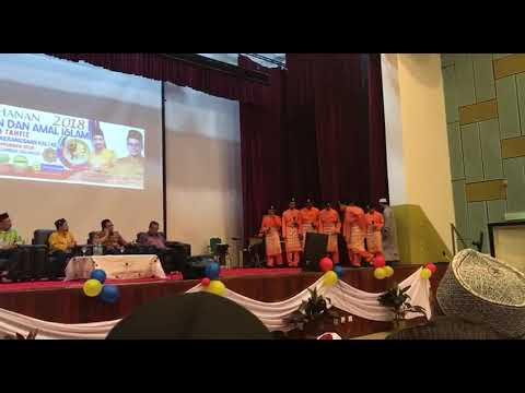 persembahan penutup johan nasyid pitas kebangsaan